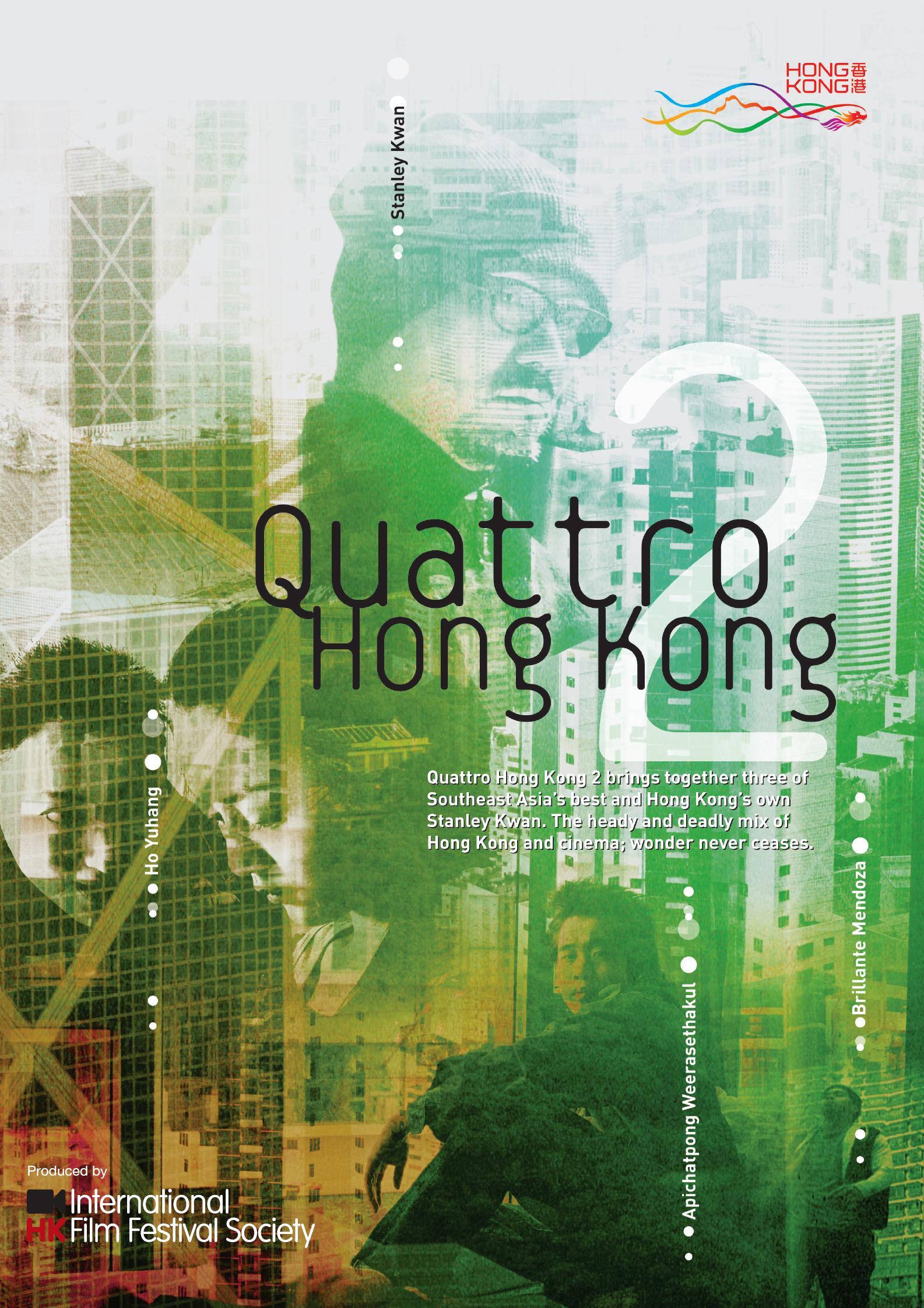 Quattro Hong Kong 2 flyer font